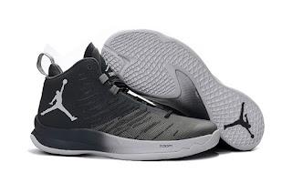 Jordan Superfly 5 grey Sepatu Basket Premium, harga jordan super fly 5 , jual jordan superfly 5 , jordan superfly 5 replika , premium , import, murah, toko sepatu basket