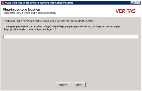 Adventures in setting up NetBackup 8 0 VMware Web Client