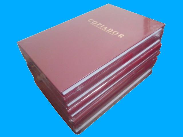 libro copiativo, libro copiador, libro rubricado o rubricar, libro contable