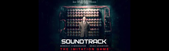 the imitation game soundtracks-yapay oyun muzikleri