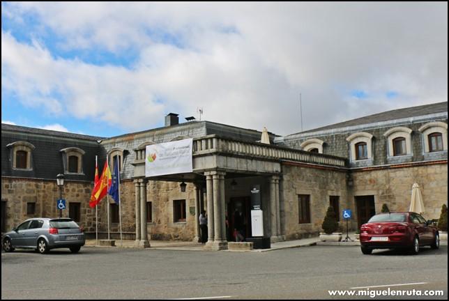 Restaurante-parador-Gredos