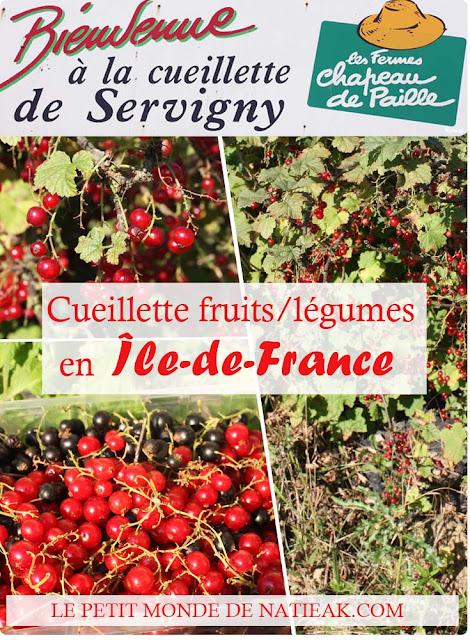 ferme cueillette Chapeau de Paille de Servigny