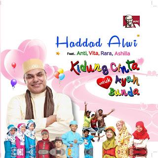 Haddad Alwi - Kidung Cinta Untuk Ayah Bunda - ☾Album 2014