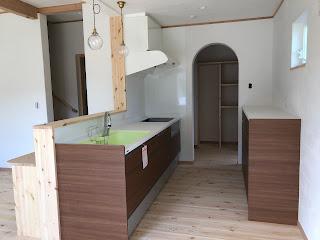 家庭用エアコン1台で快適に暮らせる家 Green Flow Systemの家
