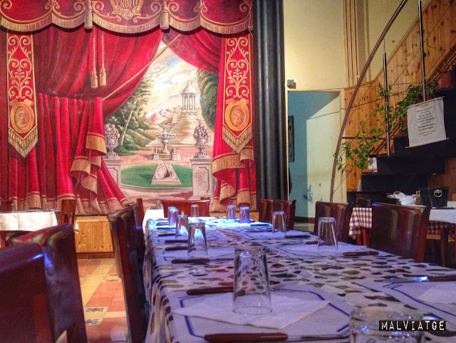 restaurant teatret