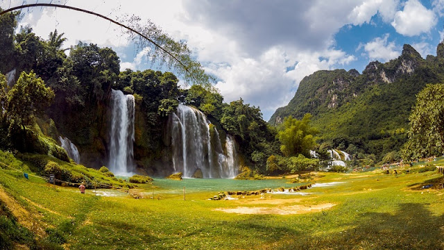 Ban Gioc among Earth's most beautiful waterfalls 3