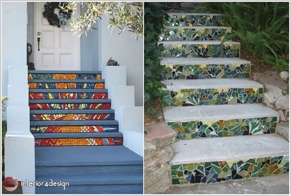 Mosaic Garden 6