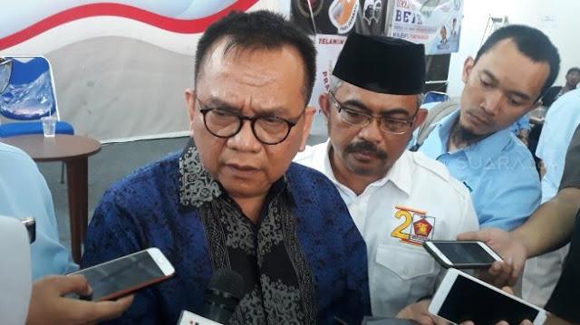 Rencana TNI Isi Jabatan Sipil , Taufik: Ini Rayuan Supaya TNI Dukung Paslon 01