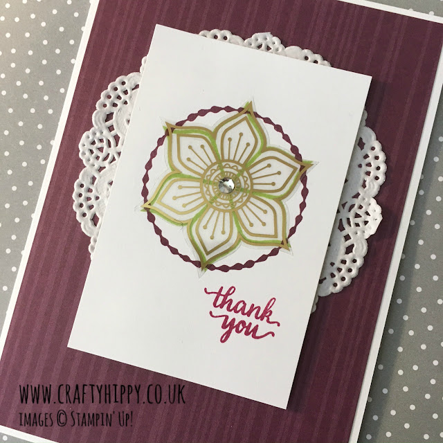 Eastern Beauty Stamp Set, Stampin' Up!