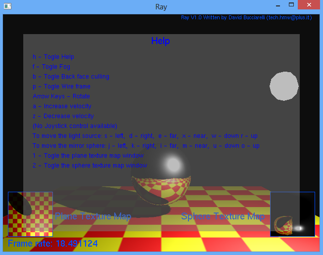 OpenGL Projects: