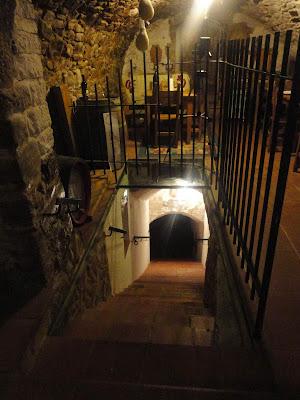 Antica cantina a Bovino (FG)