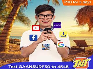 Talk N Text GaanSurf30