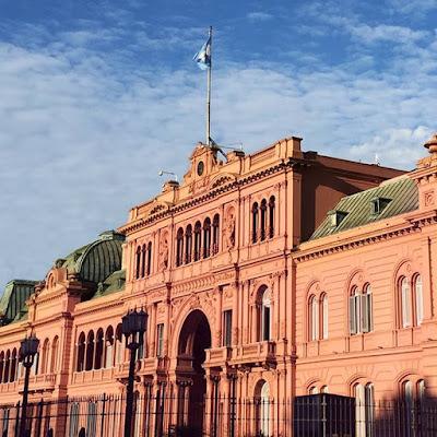 #Travel - O que quero ver em Buenos Aires Casa Rosada