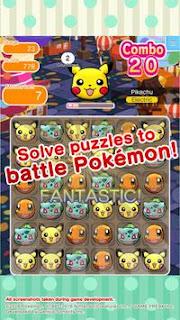 Pokemon Shuffle Android Apk