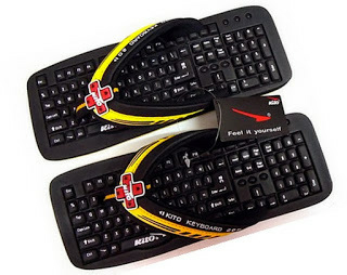 Sandal Keyboard