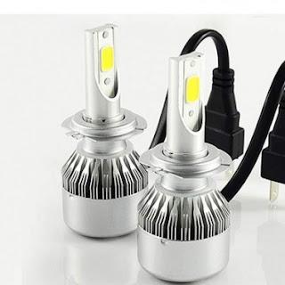 coppia lampade led auto fari h11 foyu
