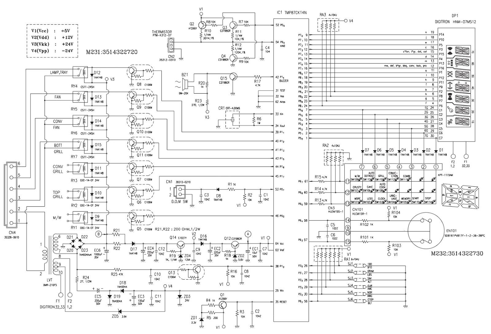 Daewoo Cielo Wiring Diagram