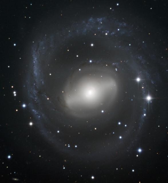 Spiral Galaxy NGC 221
