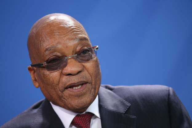 Maybe 'ghosts' keep the opposition in power, says Jacob Zuma