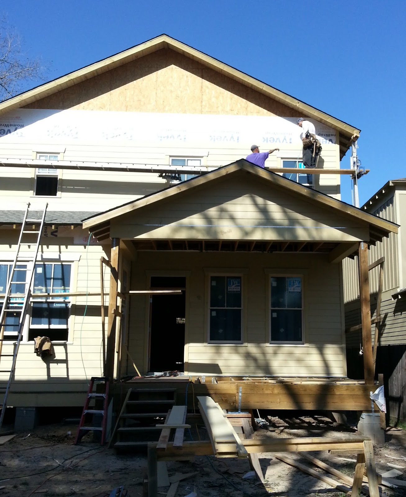 Ranch Siding: Siding, And Windows, And Doors Oh My!
