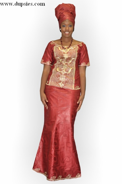 The Beautiful Project Dress Traditional With The Kaba And