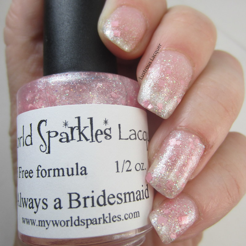 Always-a-Bridesmaid-From-My-World-Sparkles