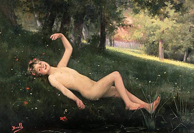 Juan Brull: Nena nel bosco