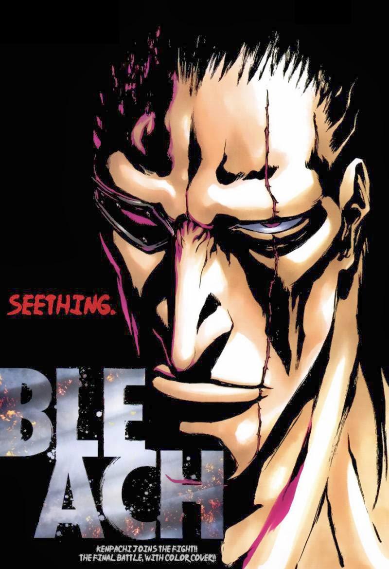 Bleach chapter 573 trang 2