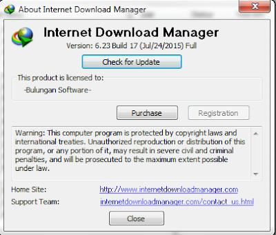 Internet Download Manager 6.23 Build 17