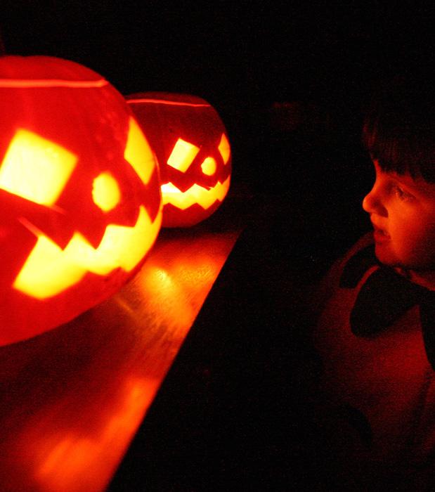 Lendas que fazem parte do Halloween
