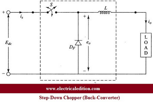 Principle & Working of Buck Converter ( Step-Down Chopper )           |            Electrical Edition - Online Electrical Engineering Magazine