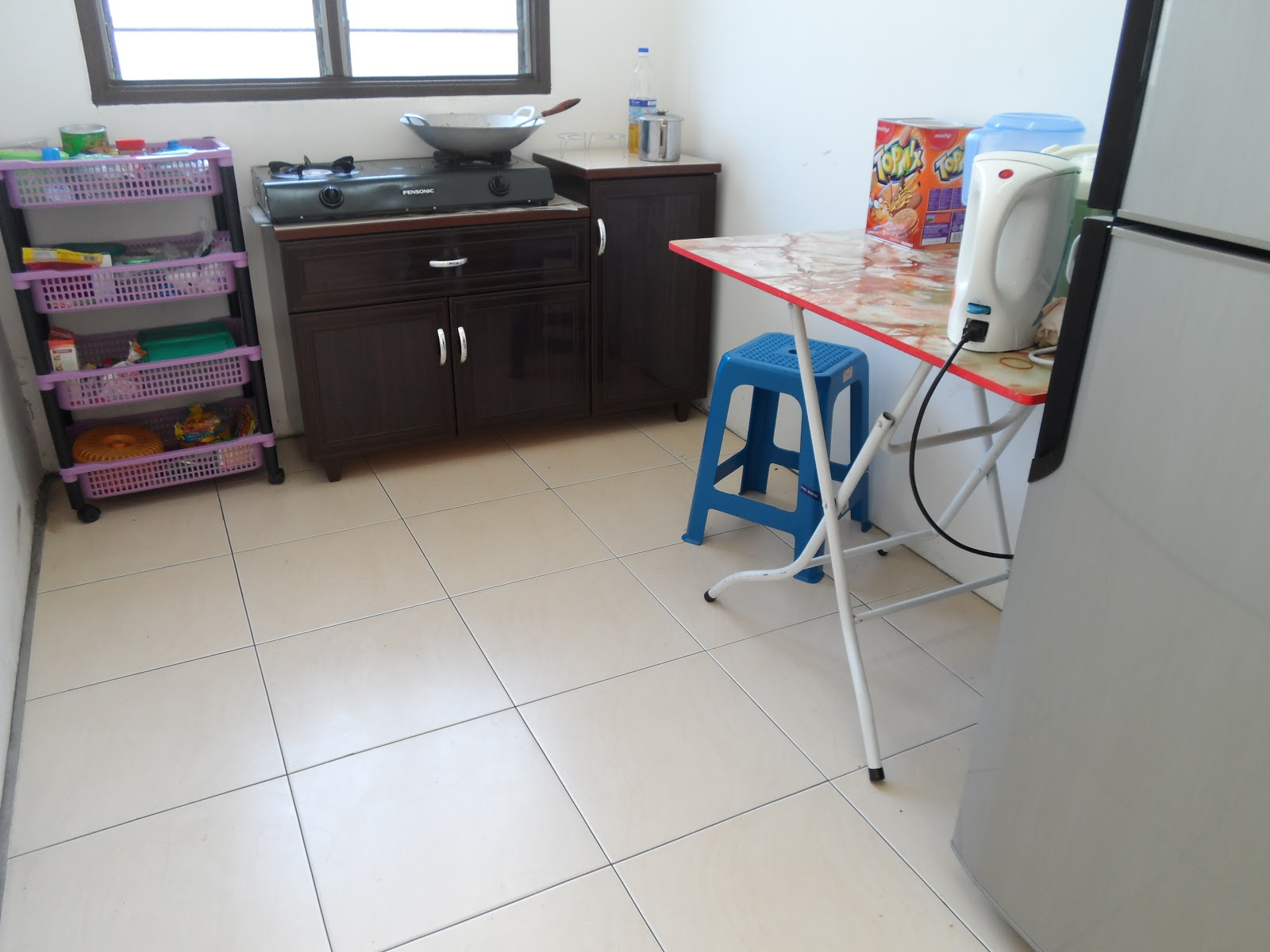 My Simple Small Kitchen Alhamdulillah Dah Complete Pun
