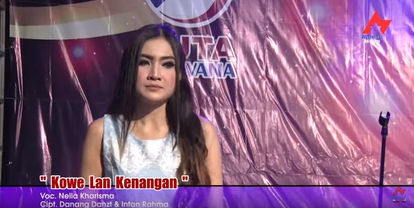 video nella kharisma kowe lan kenangan