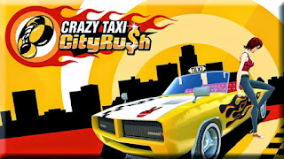 Crazy Taxi City Rush MOD APK Terbaru v1.7.0 Hack (Unlimited Money)
