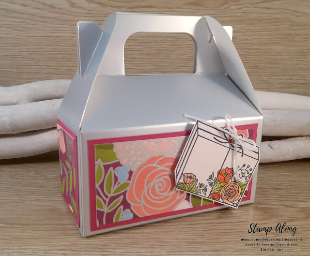 Stampin'Up! Sweet Soiree DSP