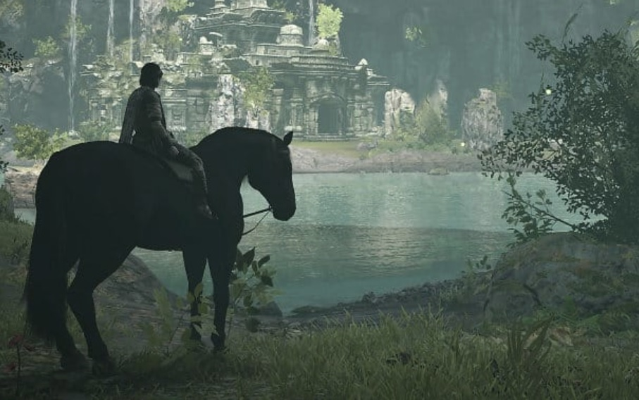 Shadow Of The Colossus Remastered Edition