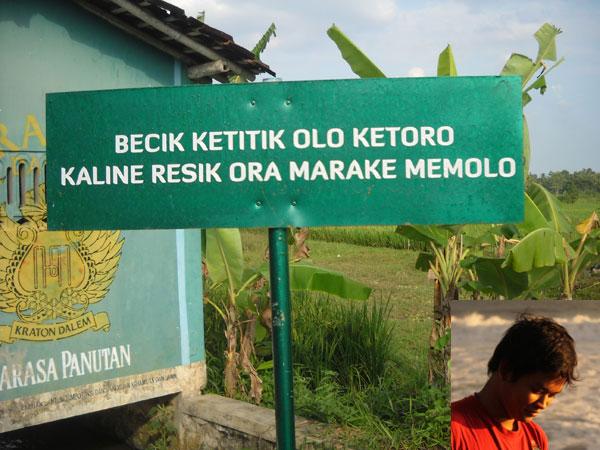 5 Poster Bahasa Jawa Inspiratif Dan Umum Digunakan Gambar