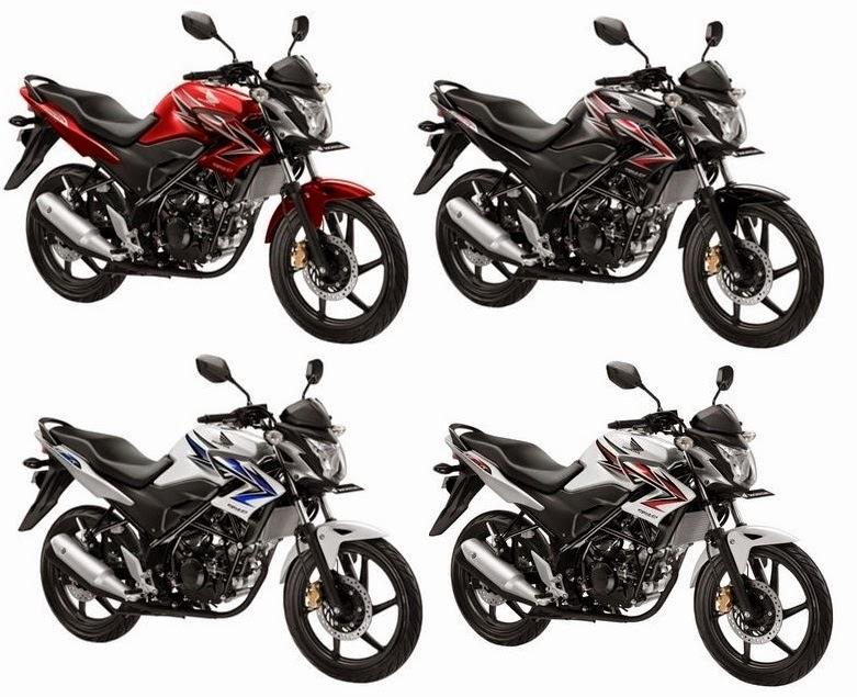 Pilihan Warna Honda Cb150r