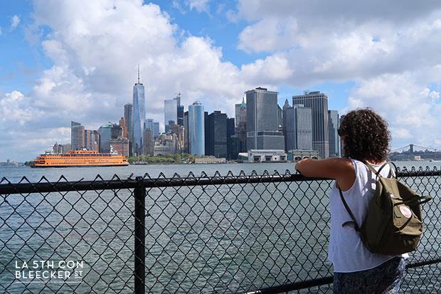 miradores de Nueva York governors island