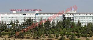yunus emre devlet hastanesi