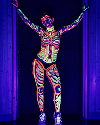 Renew Style Bodypainting by Heidy Romo