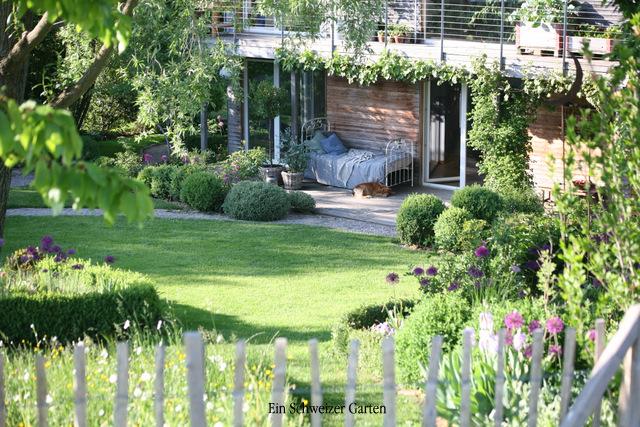 Ein Schweizer Garten
