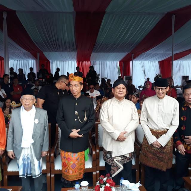 Biar Kubu Prabowo Terlena, Kubu Jokowi Sengaja Mengalah di Medsos
