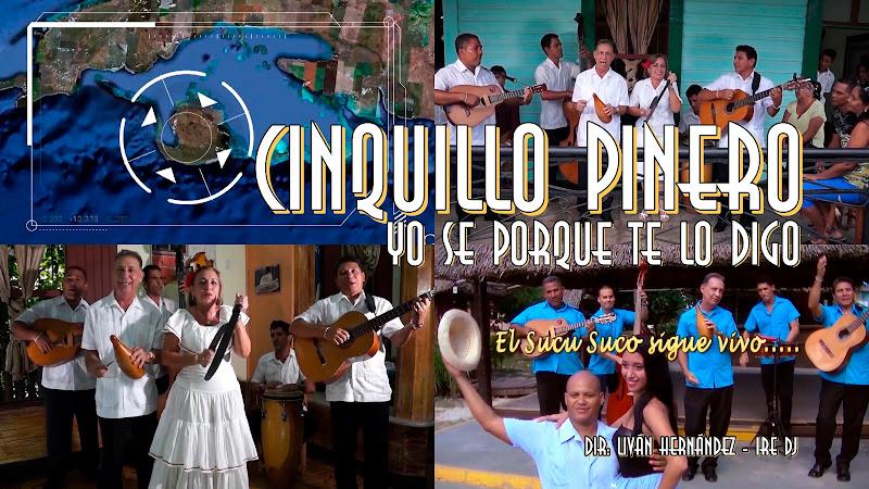 Cinquillo Pinero - ¨Yo se porque te lo digo¨ - Videoclip - Dirección: Liván Hernández - IRE Dj. Portal del Vídeo Clip Cubano