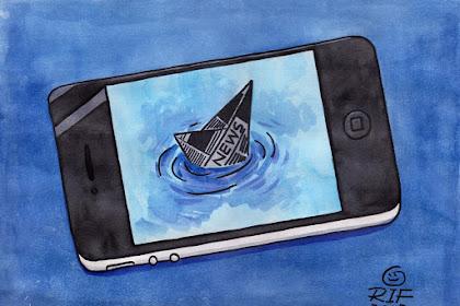 Berselancar di arus digital
