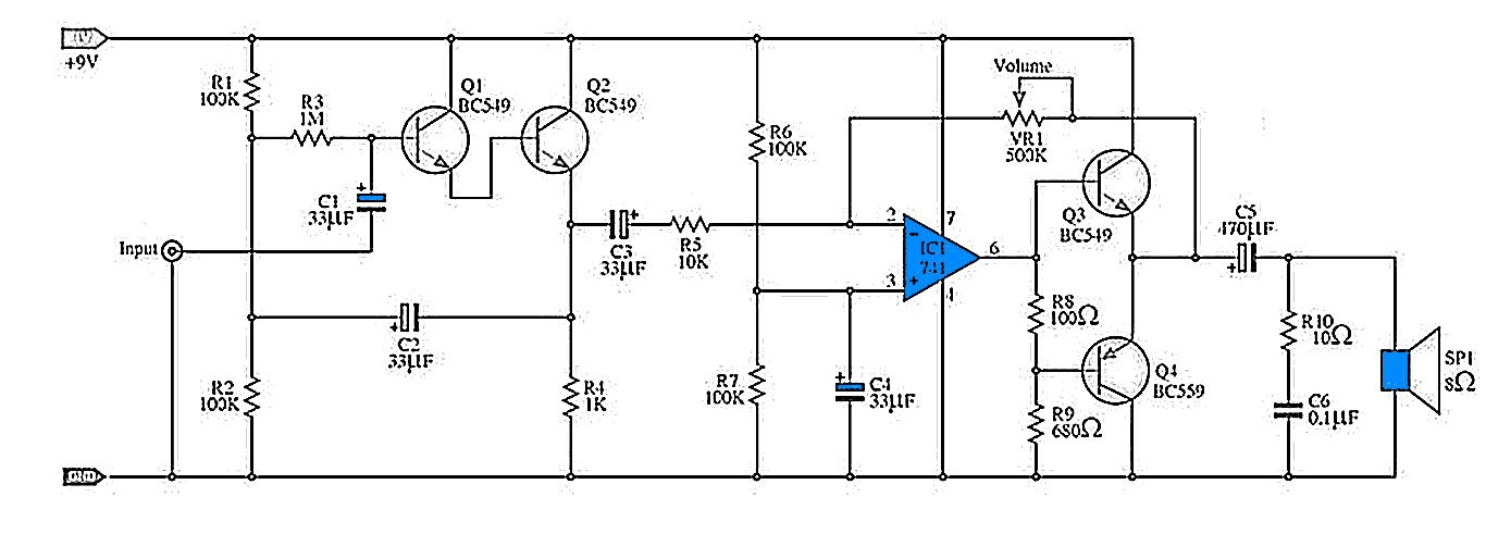 Terrific Lm377 Power Amplifier Schematic New Model Wiring Diagram Wiring Cloud Favobieswglorg