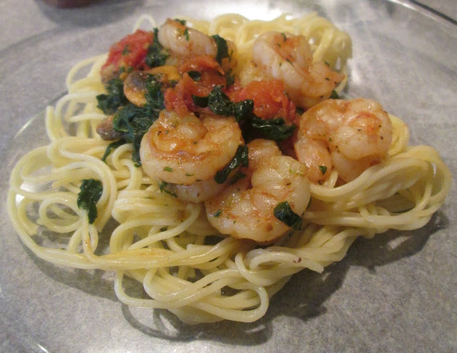 Shrimp Rustica Recipe