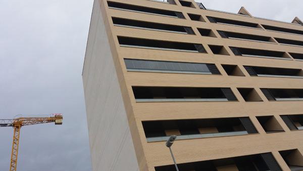 Cerramientos de terrazas en Zaragoza