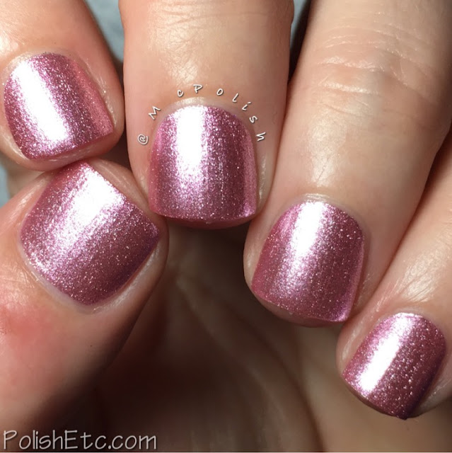 Cupcake Polish - 5th Anniversary Trio - McPolish - Celebrate