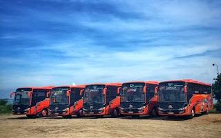 Rental Bus Ciledug
